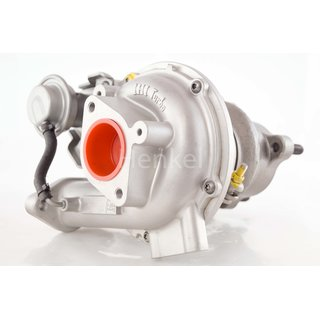 RHF4HVN3 turbo TURBOLADER Nissan Pick-up 2.5 DI 4WD 98KW 133PS