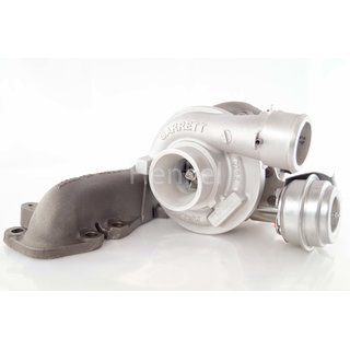 Turbolader Alfa-Romeo 159 1.9 JTDM M741DT.19Z 110 Kw 150PS 773721-1 55201498