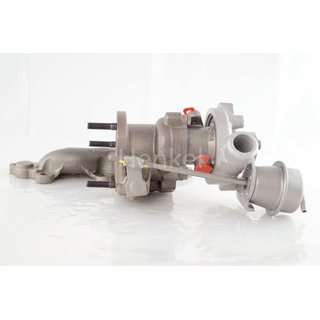 Turbolader Smart 0.8 CDI (451) 33KW 40KW 45PS 54PS DPF 54319880005 54319880010