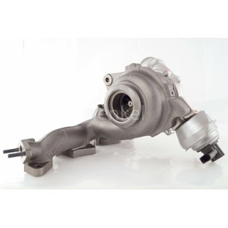 Turbolader Chrysler Dodge Jeep Mitsubishi 2.0CRD D-ID 140PS ECD ECE 03G253019R