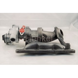 Turbolader KKK Borg Smart Fortwo City-Coupe CDi 30kW 41PS 6600960199 6600960099