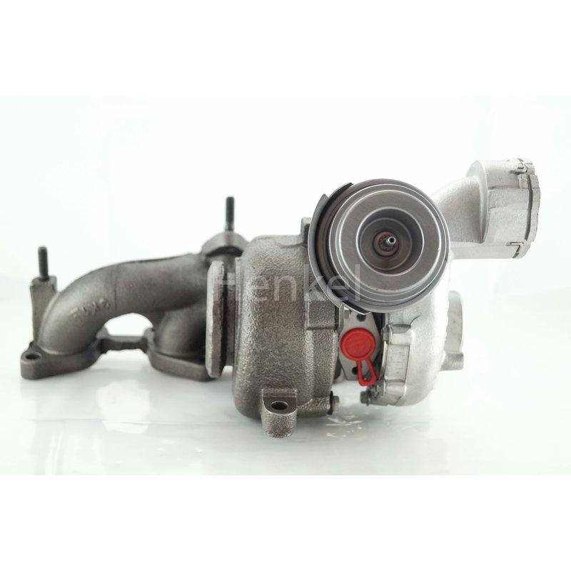 Das Turbolader-Druckmagnetventil 1J0906627A ist f/ür TDI 2000-2006 geeignet
