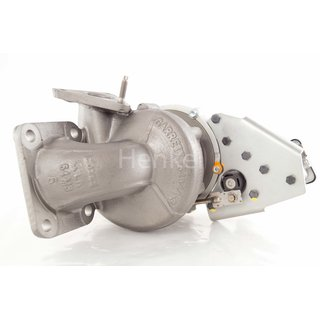 Turbolader FORD Transit 2.4 TDCi 2402ccm 103kw 140ps 752610 6C1Q6K682FA