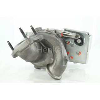 Turbolader Ford Focus II 1.8 TDCi 85 Kw # 742110-5007S