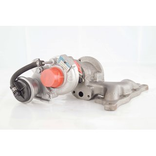 Turbolader Smart Fortwo 0,8 CDI, 33 Kw, 45 PS, 6600900680, 54319880011